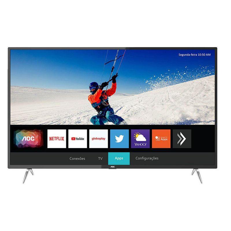 Melhor Smart TV 4K da AOC