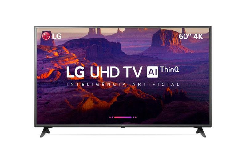 Melhor Smart TV 4K da LG