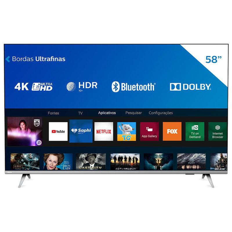 Melhor Smart TV 4K da Philips