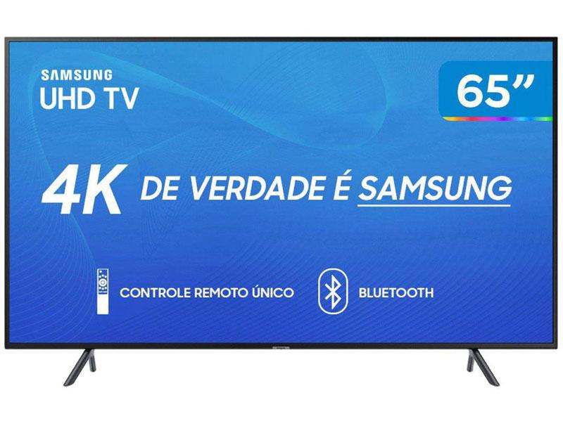 Melhor Smart TV 4K da Samsung