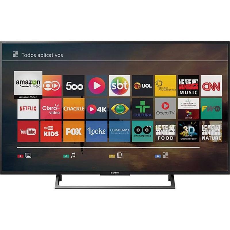 Melhor Smart TV 4K da Sony