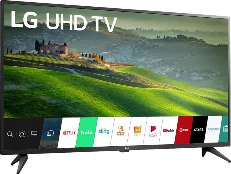 Melhor TV 4K de 50 polegadas