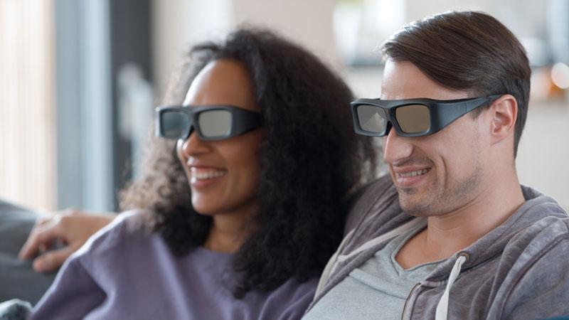 Melhor óculos para TV 3D