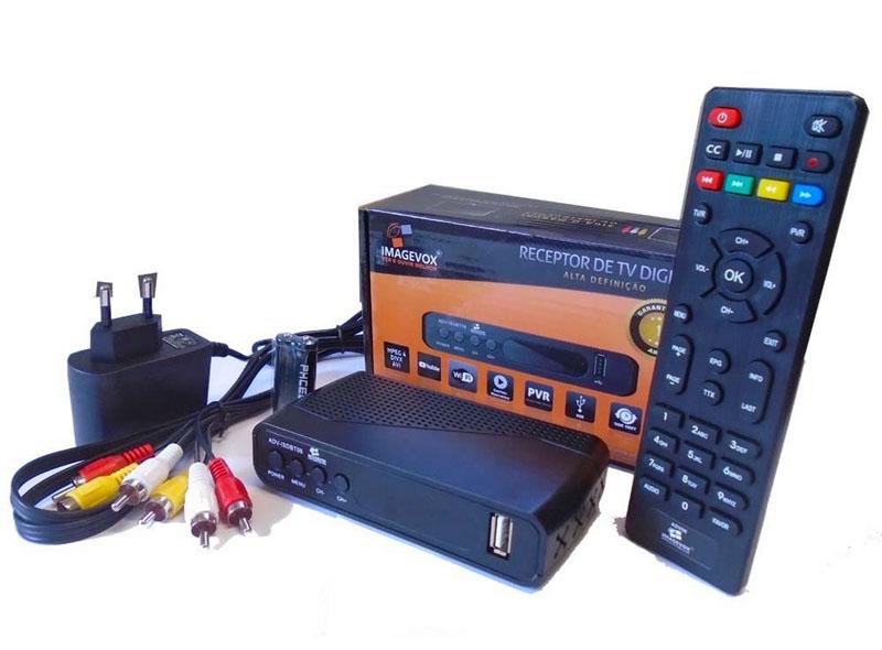 Melhor conversor para TV digital