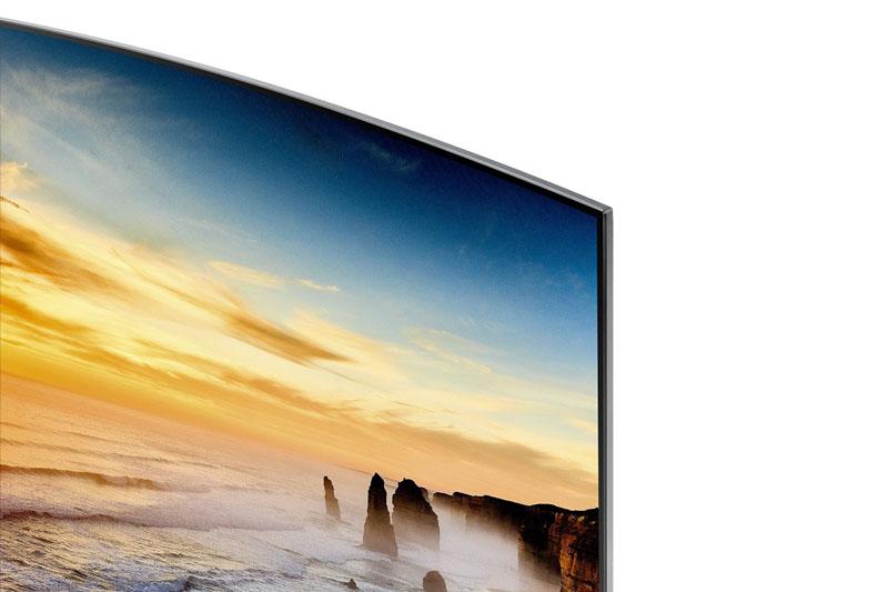 Melhor TV com tela curva